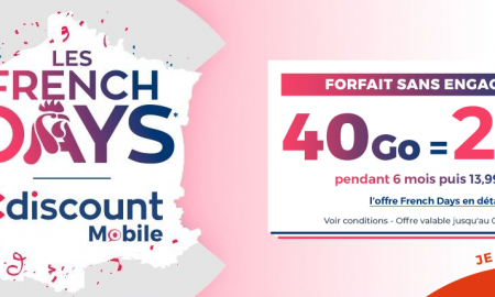 cdiscount mobile frenchdays