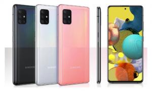 Galaxy A21s et Galaxy A51