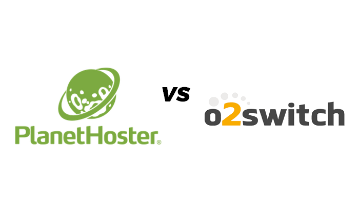 planet-hoster vs o2switch