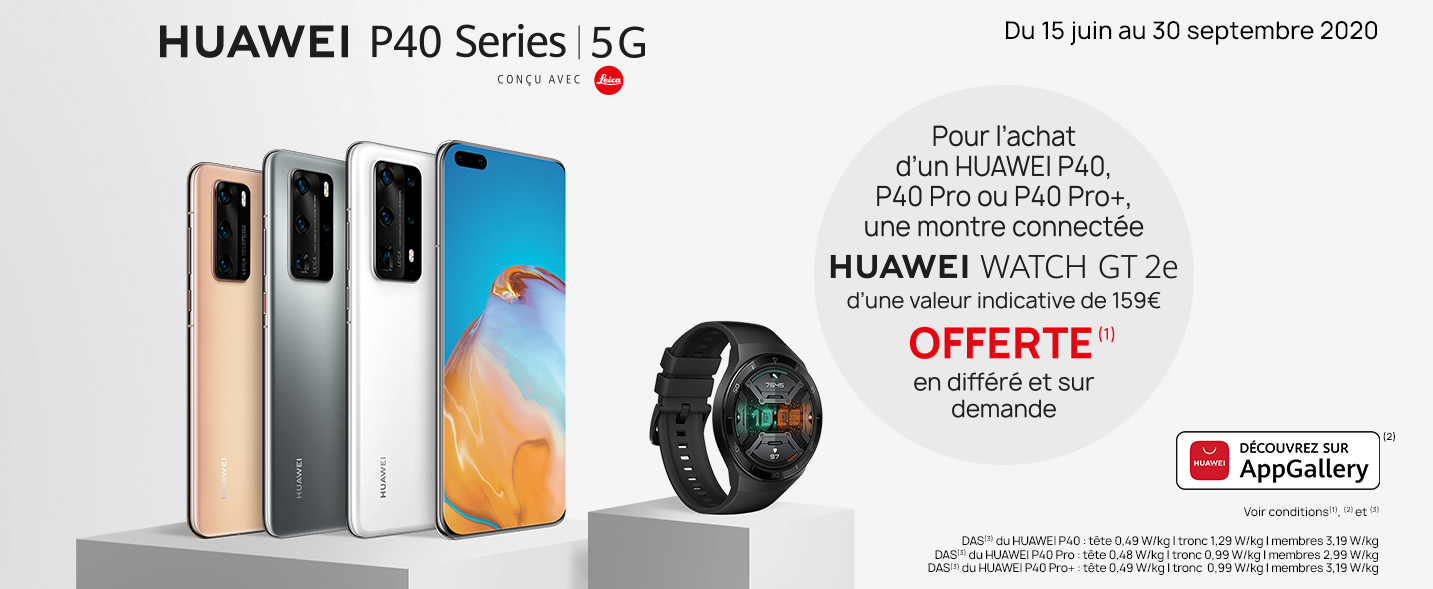 huawei   p40 jeux concours