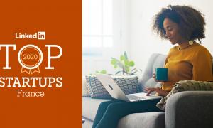 linkedin top startup