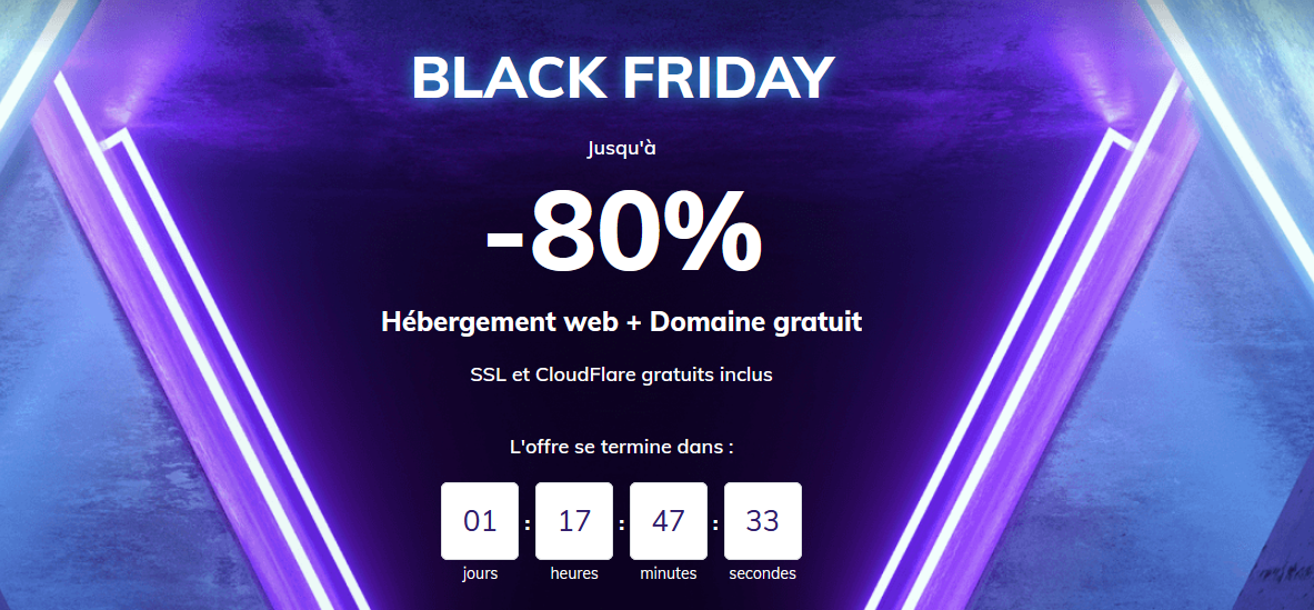 hostinger BLACK FRIDAY