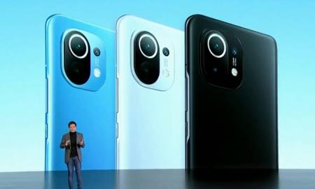 XiaoMi Mi 11 et Mi 11 Pro