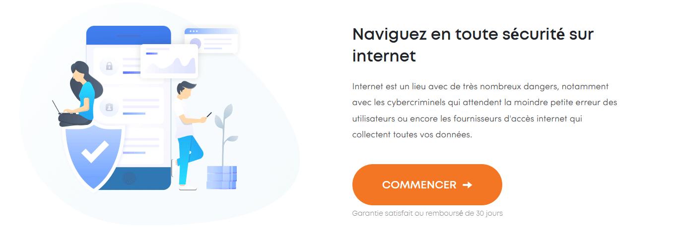 ivacy offre vpn
