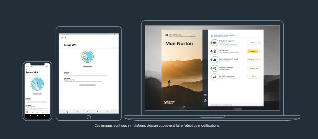 Norton 360 antivirus mac
