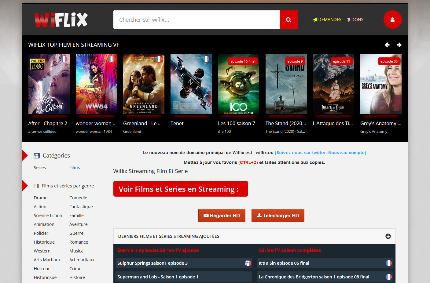 wiflix site streaming