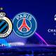 FC Bruges – Paris Saint-Germain en Streaming